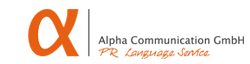 Alpha PR Language Service